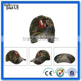 Casual style 6 panel slide buckle custom logo baseball cap with moisture absorbing sweatband