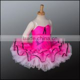 CP027 2014 wholesale girls professional ballet tutu stage & dance wear, child ballet stage costume