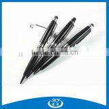 2 in 1 Good Quality High Sensitivity Capacitive Stylus Metal Touch Pen,Multifunctional Stylus Pen