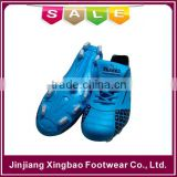 2015 high quality low cut FG men's soccer cleats boot football shoes custom design