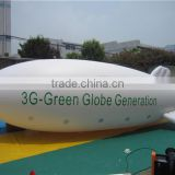 Attractive and durable good quality inflatable helium rc airship for promotion