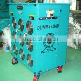 AC air-cooled dummy load resistor bank with digital readout