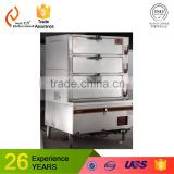 Hot dog steamer Stainless steel kitchen rice steamer save energy heavy duty seafood steamer wholesale /distributors