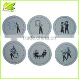 2014 Hot Sell absorbent paper coffee coaster                                                                         Quality Choice