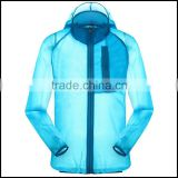 2016 Mens lightweight breathability running Jacket Windbreaker Cycling Running Jacket for sports clothes