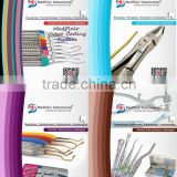 Orthodontic Pliers, Band setting and removing pliers