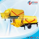 Electric motor trailer Concrete Pump HBT40S-13-55