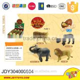 Assembly DD animal puzzle in egg wild animal collection animal puzzle