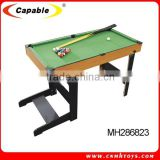 2015 Hot billiard table vertical folding pool table                                                                         Quality Choice