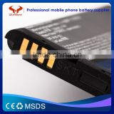 China manufacturer rechargable original quality mobile phone battery 1100mAh 3.7V 8520 for Blackberry phone