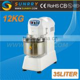 Factory lowest price commercial industrial bread mixing machine on sale
