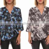 last trend prints beautiful blouses and shirts for women