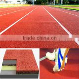 EPDM rubber granules/polyurethane binder rubber granules for athletic tracks-G-Y-160504-2