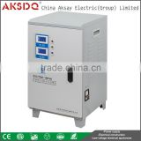 Hot AVR 10KW 220V Home Single-phase Industrial High Precision Automatic Voltage Stabilizer China Manufacture Zhejiang