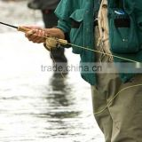 Water-repellent neoprene fishing wader