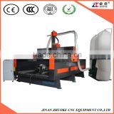 China multifunction 500mm z axis 4 axis marble stone wood CNC Router 1325                                                                         Quality Choice