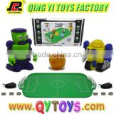 2014 New products Football table games ir mini smart robot with good quality and license