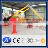 jib crane feature and new condition swing lift cranes                                                                         Quality Choice