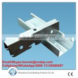V shape ceiling suspension system furring channel