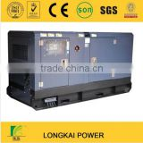 Low cost on spare parts and maintenance 12V electric start 15kw weichai ricardo diesel generator
