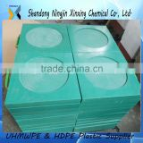 crane truck outrigger pad/high density outrigger pad for crane/engineering outrigger pads
