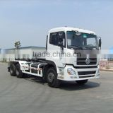 CIMC LINYU 15-20T hook lift garbage truck