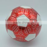 football Good quality and low price making machine in the factory