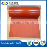 On Sale High temperature resistannt 0.4mm thermal insulation silicon fiberglass fire retardant cloth