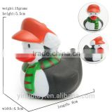 Festival Gift Christmas Tree Decoration Custom Rubber Duck Mini Eco-friendly promotional giant duck toy PVC