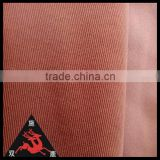 Hot sales 100% polyester high quality corduroy upholstery fabric