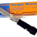Japanese and High quality torque multiplier wheel nut wrench torque partner TOHNICHI for industrial use , small lot order availa