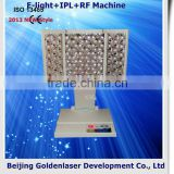 2013 Exporter E-light+IPL+RF machine elite epilation machine weight loss electric threading hair remove