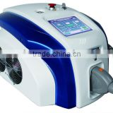 600W diode laser hair removal machine with saphire tip