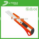 New design promotional pen knife with carbon steel blade