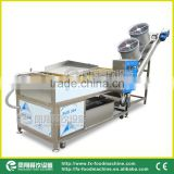 HP-360 Fruit Washing & Drying Machine Cherry tomatoes ,kumquat , grapes, pears