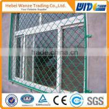 High quality PVC coated guarding mesh / balcony guard / window guard mesh (20 year's factory)