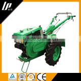 Multifunction China walking tractor / hand tractor / garden tractor price with potato harvester hot sale in Russian and Ukraine