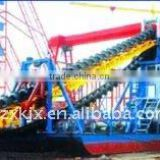 Best Quality Gold Bucket Chain Dredger/ Gold Dredge /Gold Dredge Machine for sale from SINOLINKING