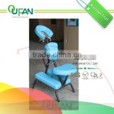 Sky Blue Portable Massage Chair