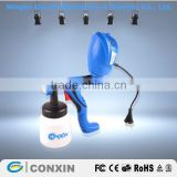 HOT 350W Electric spray paint gun / electrostatic paint spray gun CX04 CE/GS/EMC Approved- Professional Factory