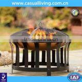 Outdoor Patio Yard Lawn Camping Metal Firepit Fire Pit