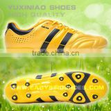 china indoor american football spike cleats shoes manufacturing for men or women and children