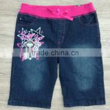 girls denim shorts #9M0456