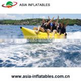 Cheap Commercial Giant Inflatables Banana Boat For Adult And Kid