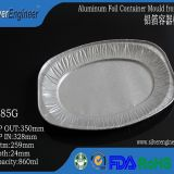Aluminum Foil Container Mould 6085G