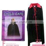 Halloween supply vampire clothes cope set costume for boys and girls