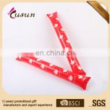 New design eco printed inflatable pe sticks wholesales manufacturer