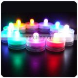 assort led waterproof candle for party