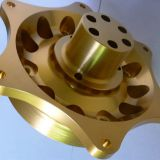 CNC Machined Parts Aluminum/Brass/Steel/Stainless Steel Parts