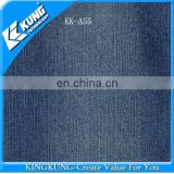 Super Lycra Cotton Merceirized Stretch Denim Fabric
